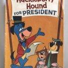 Vintage Huckleberry Hound For President No. 1141 Comic Book 1960 Rare