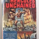 Hercules Unchained No. 1121 Dell Comic Book 1960 Vintage Rare