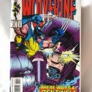 Wolverine August 1993 Comic Book #72 Marvel Comics