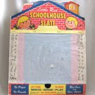 Little Red Schoolhouse Magic Slate Vintage Retro 50's Toy