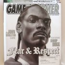 Game Informer Computer & Video Game Magazine Snoop Dogg 2005