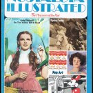 Nostalgia Illustrated Magazine Judy Garland Cover 1975 Vintage