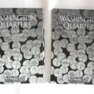 Washington Quarters State Collection Folders 1999-2008 Coin Books