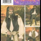 Simplicity Sewing Pattern Costumes For Adults Men Sizes XS S and M #4923 Pirates