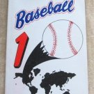 Geography Baseball 1  Robert A. Pierce Softcover Book Rare
