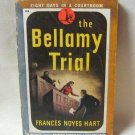Frances Noyes Hart The Bellamy Trial Softcover Book Vintage 1945