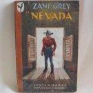 Zane Grey Nevada Vintage Softcover Bantam Book 1946 Western