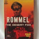 Rommel The Desert Fox Softcover Book By Desmond Young 1961 Vintage