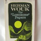 Herman Wouk The Lomokome Papers Vintage Softcover Book 1968