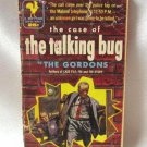 The Case Of The Talking Bug The Gordons Softcover Book Vintage 1956