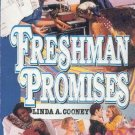 Freshman Promises Linda A. Cooney Softcover Book Young Adults