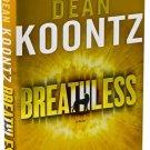 Breathless A Novel Dean Koontz Large Print Hardcover Book 2009
