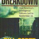 Breakdown How America's Intelligence Failures Led To September 11 Bill Gertz Hardcover Book