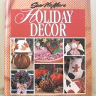 Sew No More Holiday Decor Leisure Arts Memories In The Making Series Hardcover Book