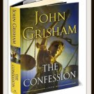 The Confession A Novel By John Grisham Hardcover Book Large Print Edition 2010