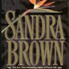Where There's Smoke By Sandra Brown Hardcover Book