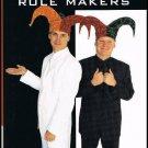 The Motley Fool's Rule Breakers Rule Makers David & Tom Gardner Hardcover Book