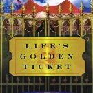 Life's Golden Ticket Brendon Burchard Hardcover Book Large Print Edition