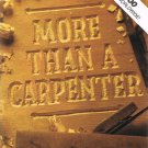 More Than A Carpenter By Josh McDowell Softcover Book