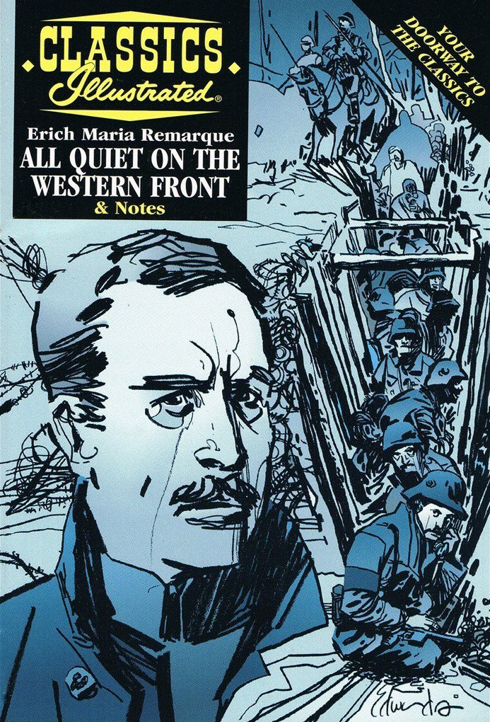 the true horrors of world war i in erich remarques all quiet on the western front All quiet on the western front, originally a novel by erich maria remarque they have similarities and differences, but they both give us the same idea of the war as.