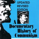A Documentary History Of Communism Vol. 1 Russia By Robert V. Daniels Softcover Book