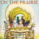 Little House On The Prairie By Laura Ingalls Wilder Softcover Book Vintage 1975