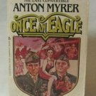 Once An Eagle By Anton Myrer Large Softcover Book Vintage 1981