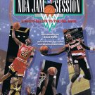 NBA Jam Session A Photo Salute To The NBA Dunk By William Jemas Jr. Large Hardcover Book