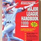 Bill James Presents Stats Inc. Major League Handbook 1999 Softcover Book Mark McGwire Cover