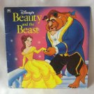 Disney's Beauty And The Beast By Rita Balducci Softcover Book Special Edition