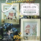 Sunbonnet Iron On Transfers Project Book By Brenda R. Wendling