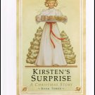 Kirsten's Surprise A Christmas Story The American Girls Collection Hardcover Book Three