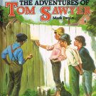 The Adventures Of Tom Sawyer Mark Twain Illustrated Classics Hardcover Book Large