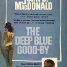 The Deep Blue Good By A Travis McGee Novel By John D. MacDonald Softcover Book Vintage 1964
