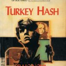Turkey Hash By Craig Nova Softcover Book Vintage
