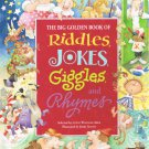 The Big Golden Book Of Riddles Jokes Giggles And Rhymes Linda Williams Aber Hardcover Book