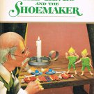 The Elves And The Shoemaker T. Izawa & S. Hijikata Hardcover Book Vintage 1971