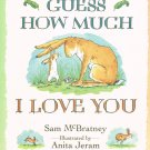 Guess How Much I Love You By Sam McBratney Hardcover Book First U.S. Edition
