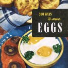 300 Ways To Serve Eggs By Ruth Berolzheimer Cookbook Culinary Arts Institute Vintage 1953