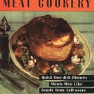 The Heinz Book Of Meat Cookery By Josephine Gibson Softcover Cookbook Vintage 1934