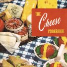 The Cheese Cookbook By Melanie De Proft Culinary Arts Institute Softcover Book Vintage 1956