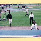 Baseball Bobby Bonds & Actor Danny Glover Photograph Picture Candlestick Park 1993