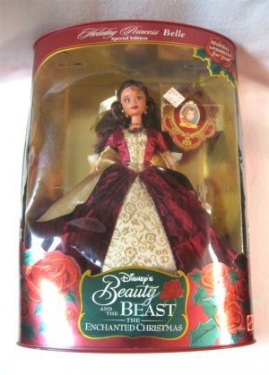 disney beauty and the beast the enchanted christmas 1997