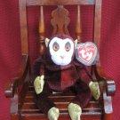 Monkey The Zodiac Ty Beanie Baby Retired 2001