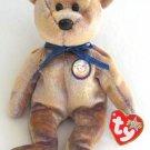 Clubby III The Bear Ty Beanie Baby Retired 2000