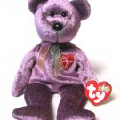 2000 Signature Bear Ty Beanie Baby Retired