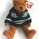 Mason Brown Teddy Bear Ty Attic Treasure Retired Stuffed Toy