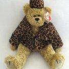Ty Attic Treasure Isabella The Tan Teddy Bear Girl Retired Plush