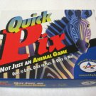 Quick Pix Card Game Not Just An Animal Game Aristoplay Ages 7 & Up Educational