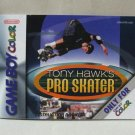 Nintendo Game Boy Color Instructional Booklet Tony Hawks Pro Skater